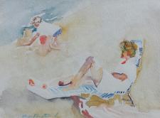 """""""At the Beach"""""""