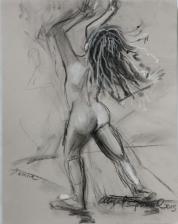 """""""Music Dances Nude"""""""